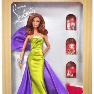 Christian Louboutin Anemone Barbie BNWT